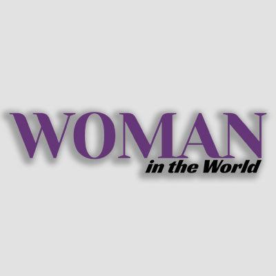 Woman in the World magazine